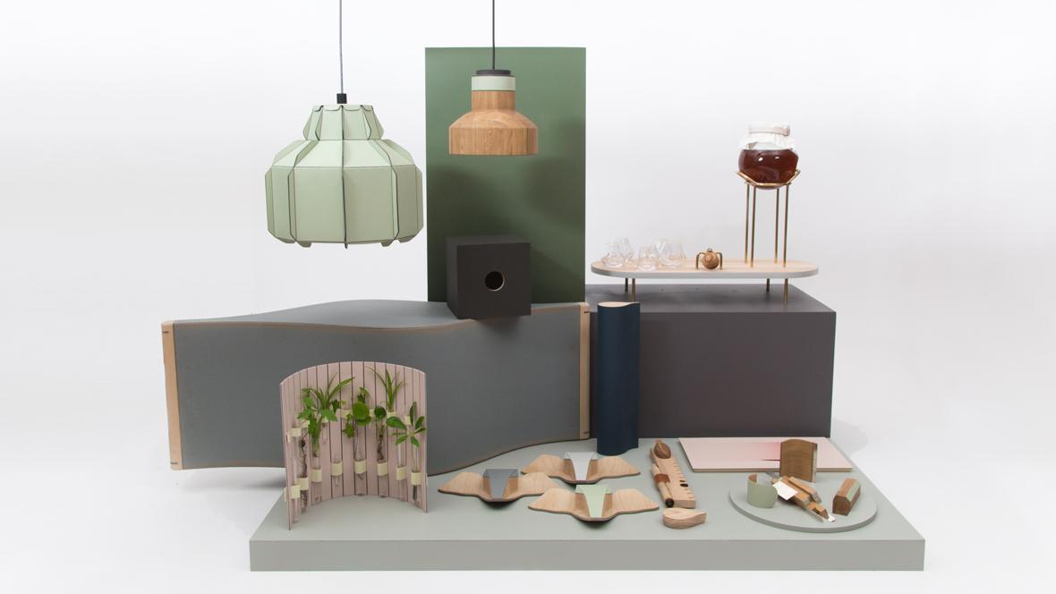 Gatherings – HDK Steneby + Forbo Furniture Linoleum