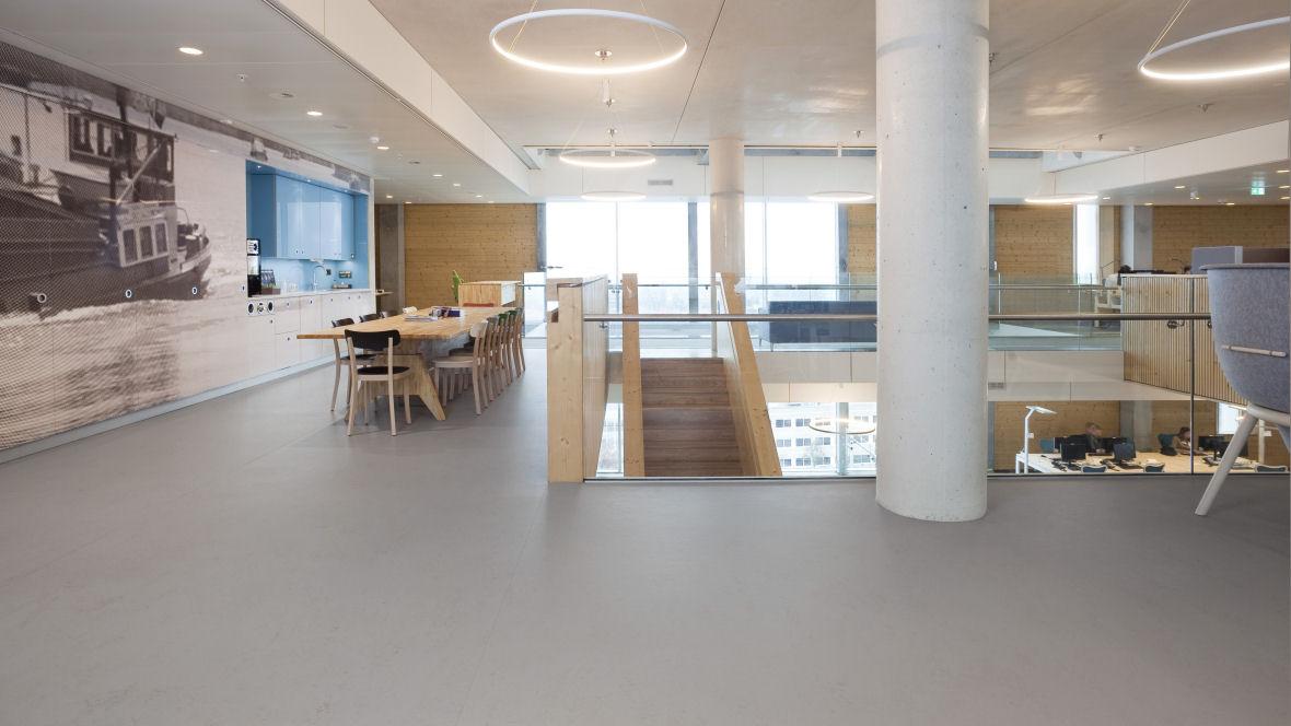 Revêtement de sol, zones de passages | Forbo Flooring Systems