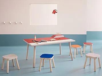 Linoleum für Tische, Hocker und andere Möbel