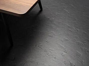 Marmoleum Slate linoleum flooring