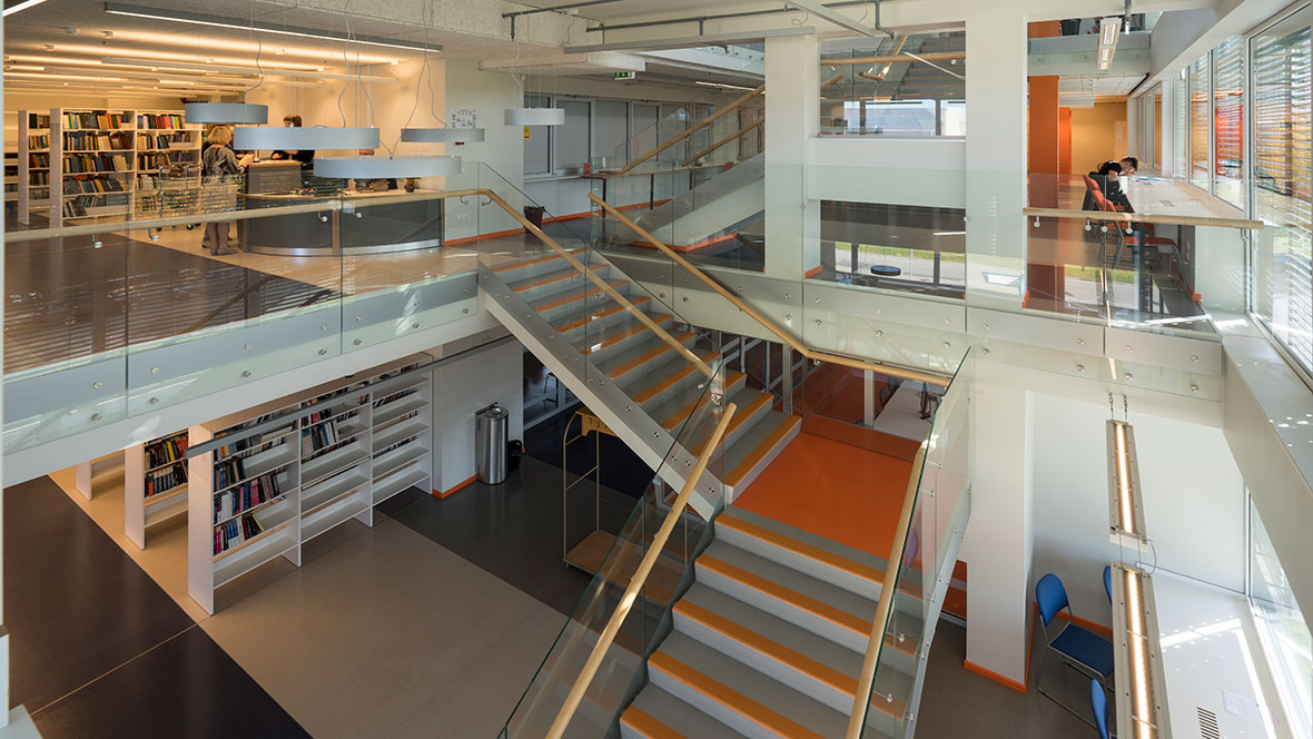 Technical University Scientific library Latvia