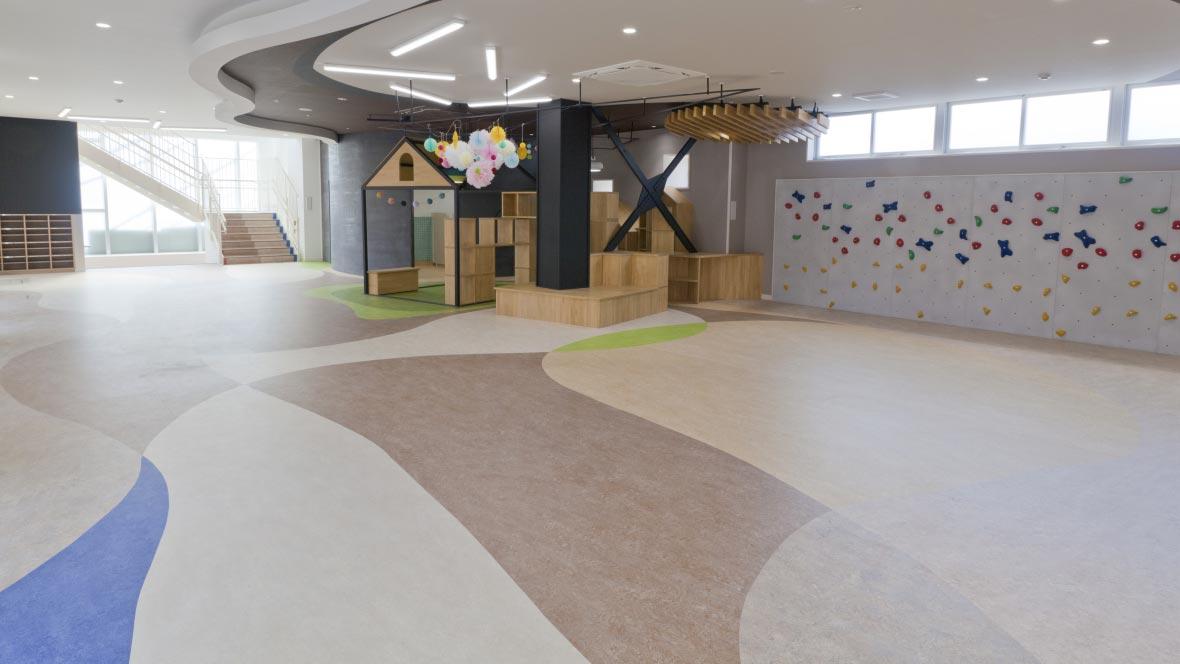 Urawa Tsukushi Kindergarten Japan