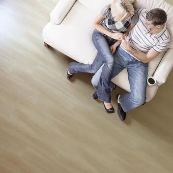 Modul'up habitat revêtements de sol PVC non collé Forbo Flooring Systems