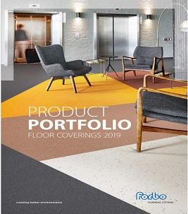 Forbo product portfolio 2019