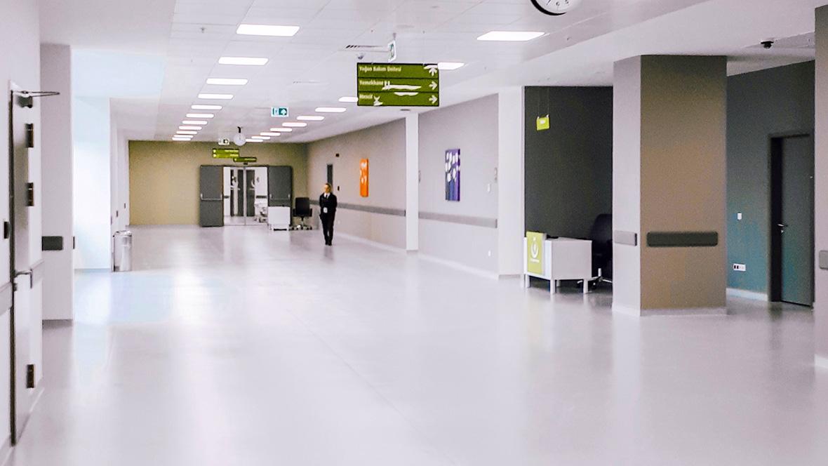 Manisa City hospital Turkey