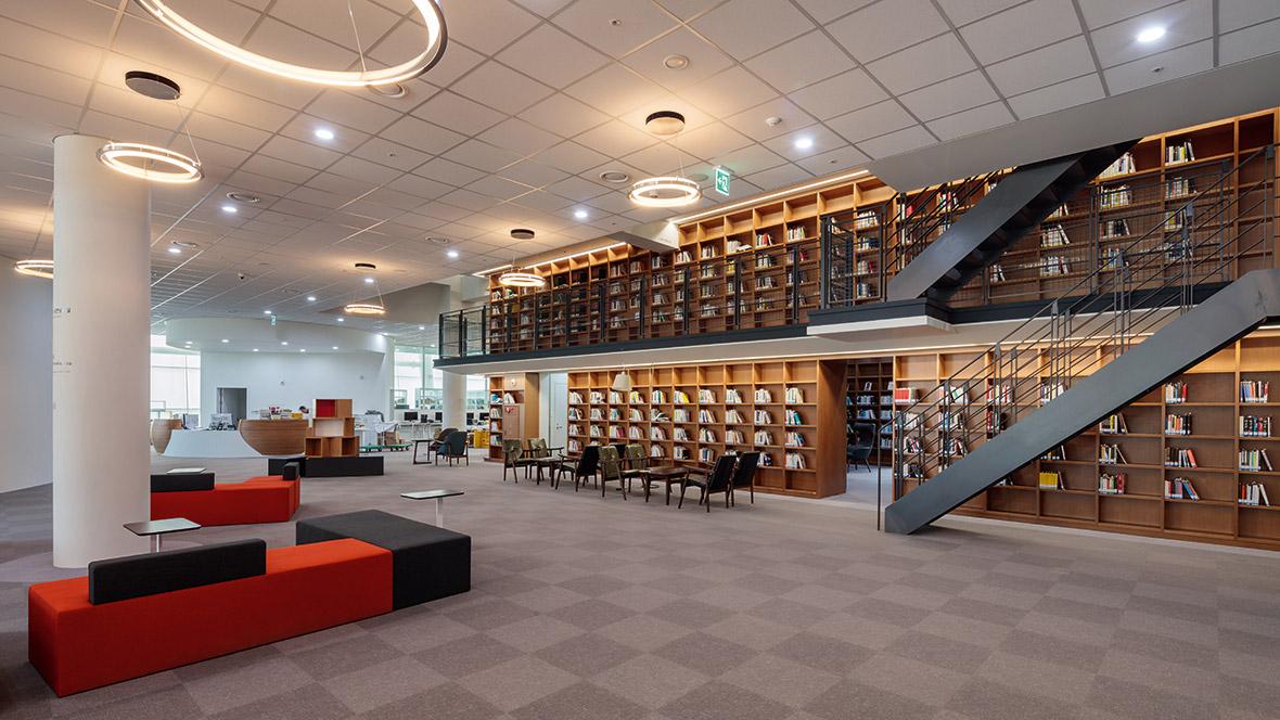 충남 도립도서관
