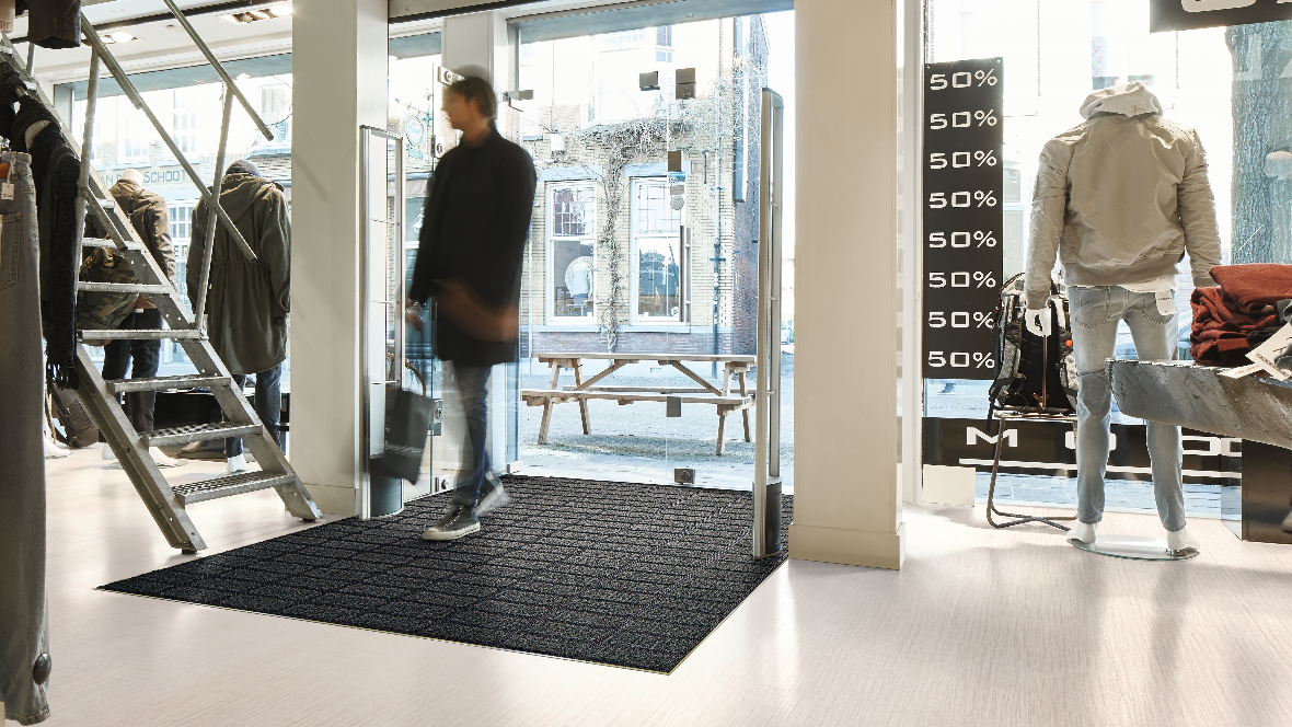 Fast Fit Entrance Flooring Systems