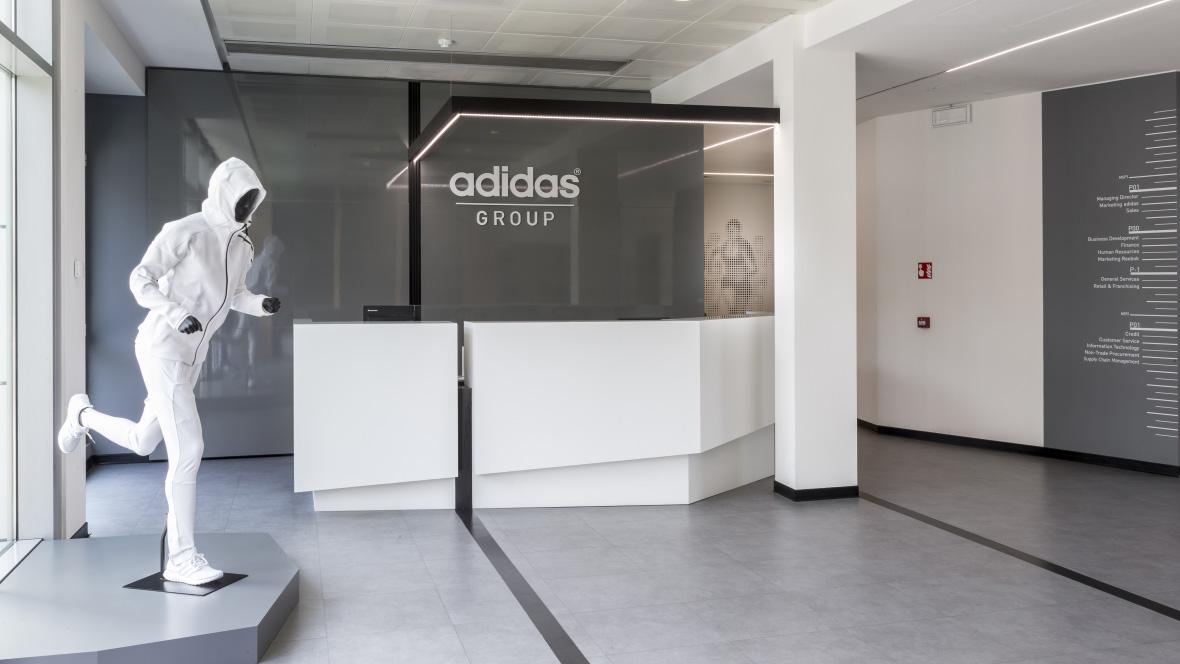 Adidas Head Office Monza, Italy