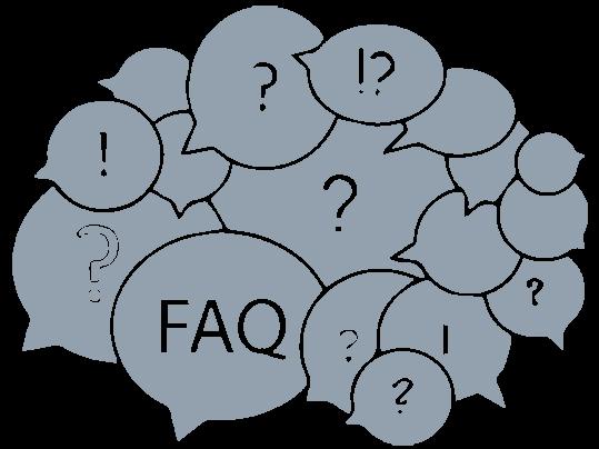 FAQ najczęsciej zadawane pytania