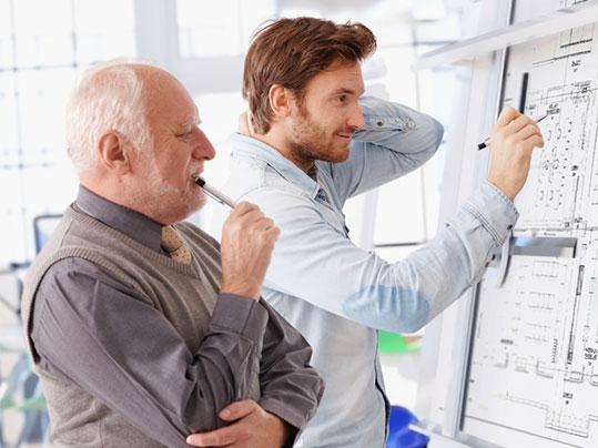 Unternehmen im demografischen Wandel