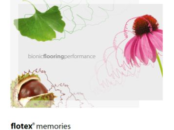 Flotex Memories Flyer