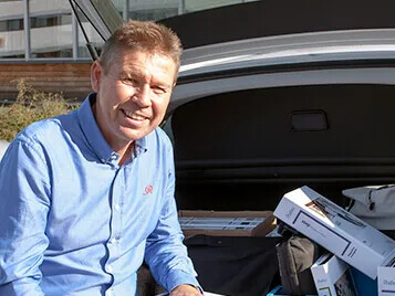 Christian Sales Rep Sweden