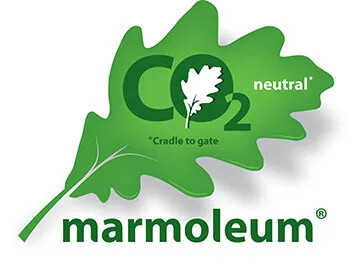 CO2 neutral Marmoleum from cradle to gate
