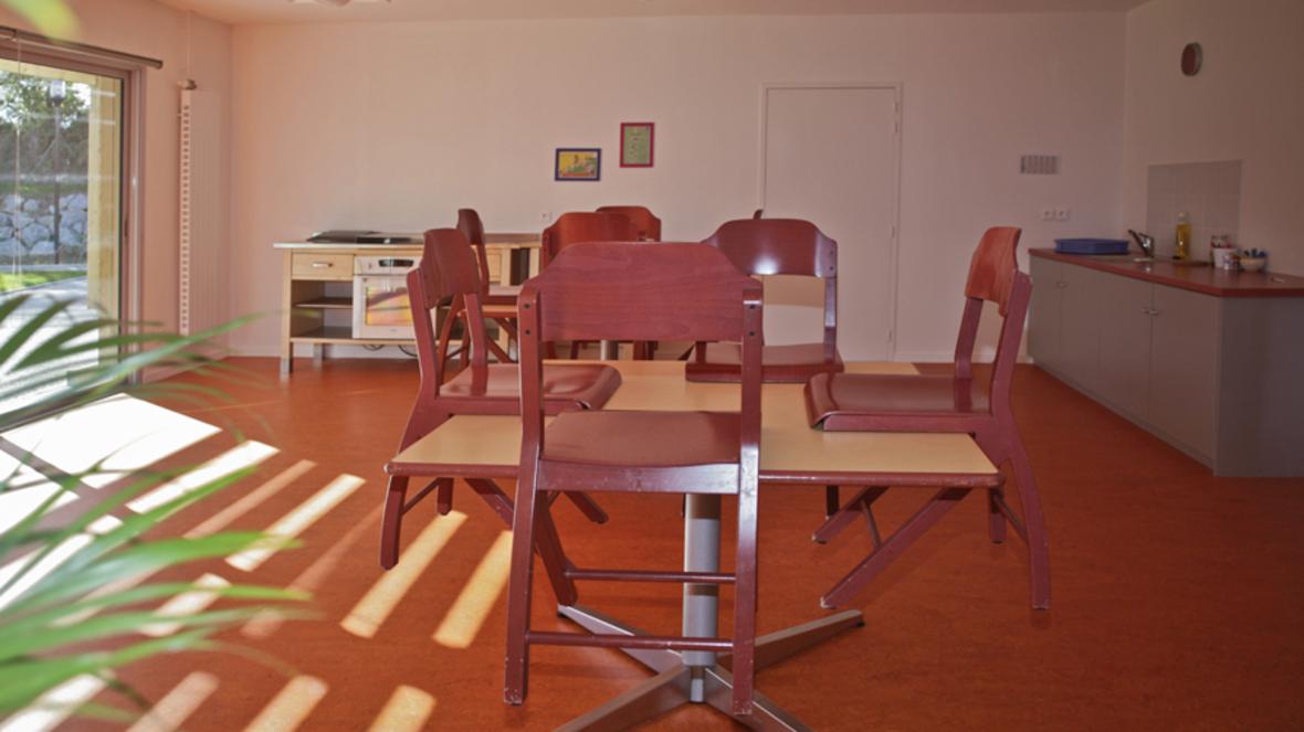 Revêtement de sol pour hôpital_Foyer de vie | Forbo Flooring Systems