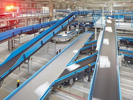 Four Amp Miser™ 2.0 Belts Launched for Parcel Conveying and Airports