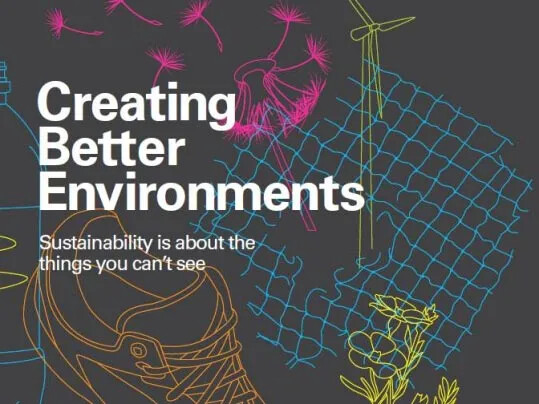 Creating better environments  with sustainable flooring