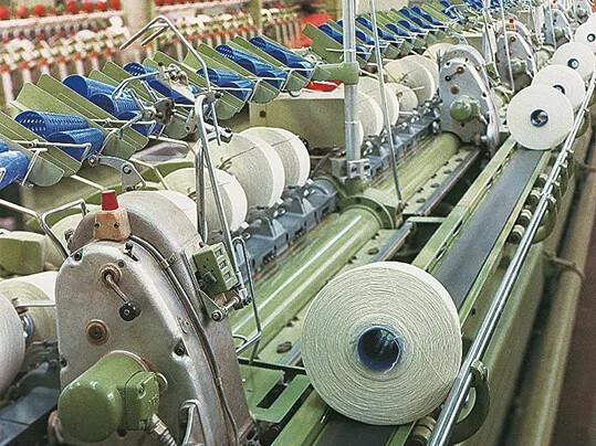 Manufacturing of Yarn