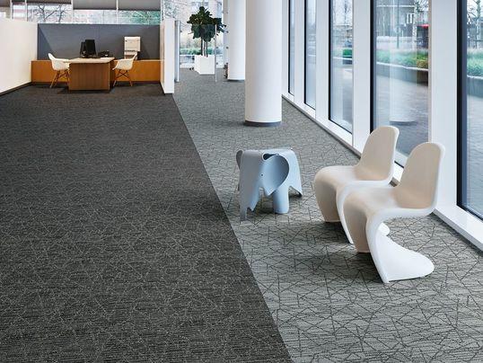 Forbo Tessera Nexus carpet tiles