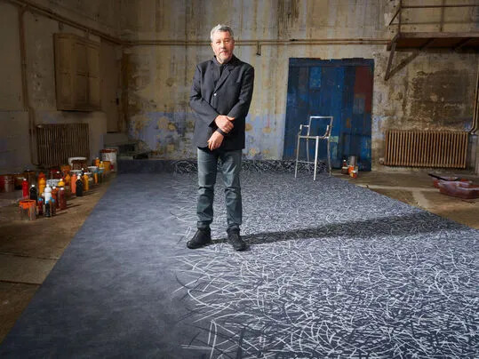 Flotex flocked flooring by Philippe Starck