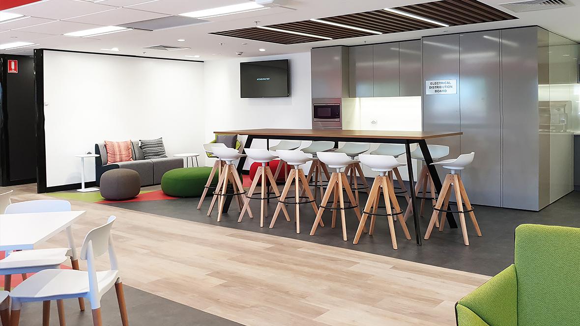 Primo Small Goods Head Office - Allura flex