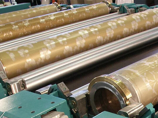 Textile Printing Blankets