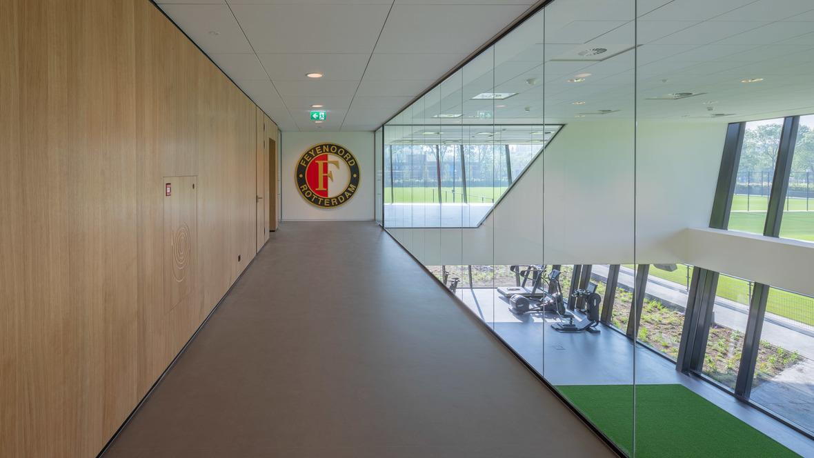 Feyenoord Trainingscomplex 1908
