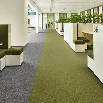 Revêtement de sol textile floqué en lés | Forbo Flooring Systems