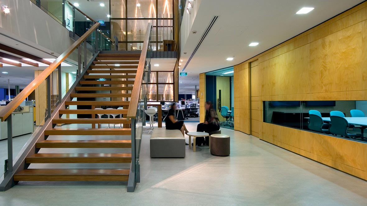Suncorp Office Fitout