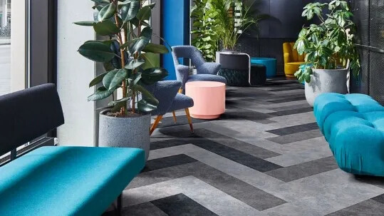 Flotex Colour Planks