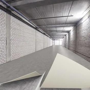 Revêtement de sol PVC non collé pour supports humides | Forbo Flooring Systems