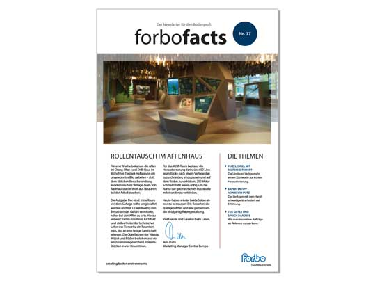 Forbo Facts No. 37