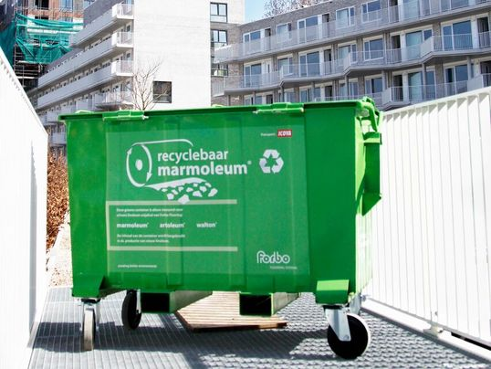 recycle container