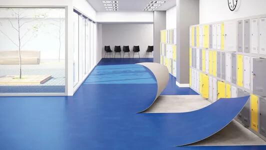 Revêtement de sol PVC pose libre Modul'up | Forbo Flooring Systems