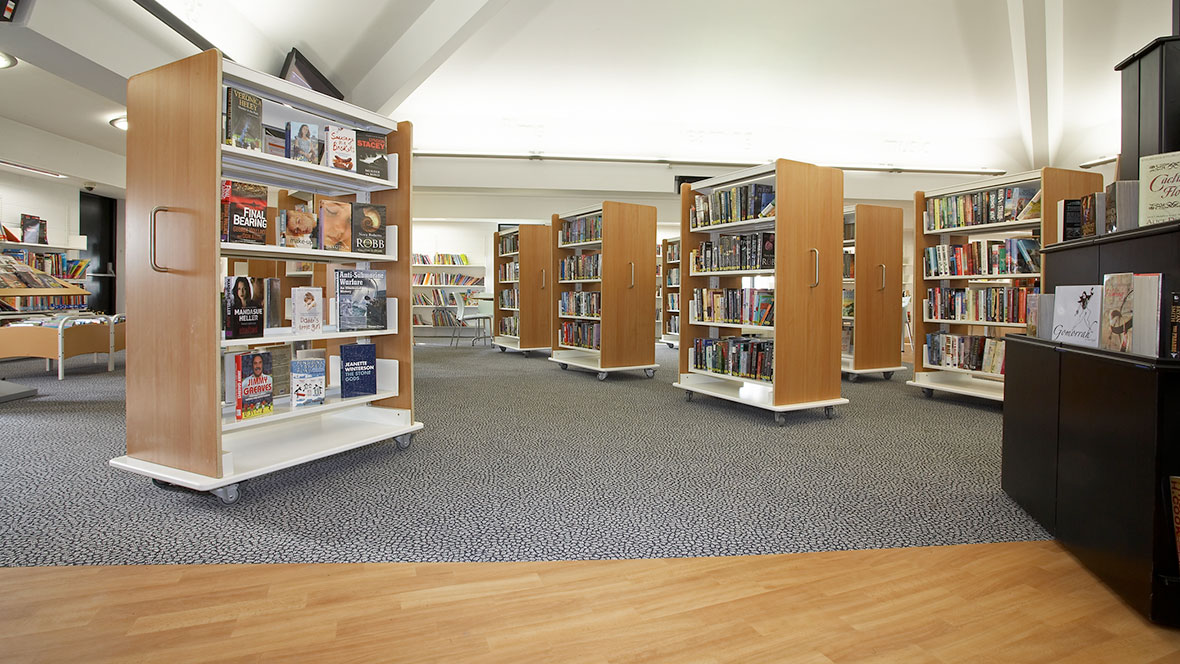 Ingol Library