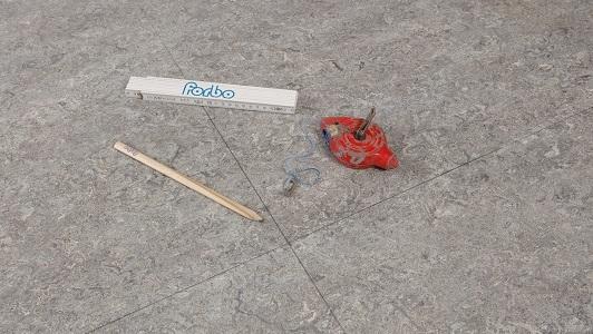 Installation tools marmo