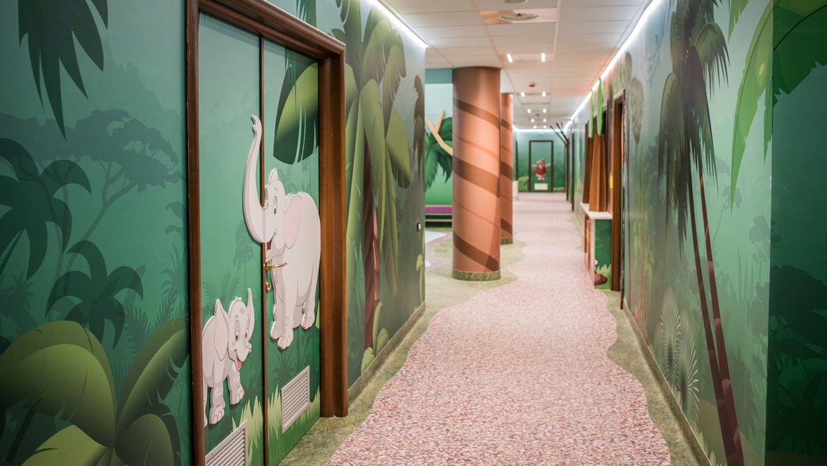 Casa del Bambino - Turin Italy