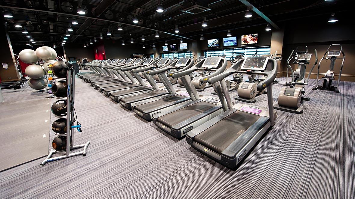 Gym, Flotex