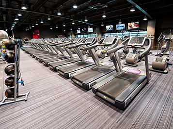 gym flooring - flotex