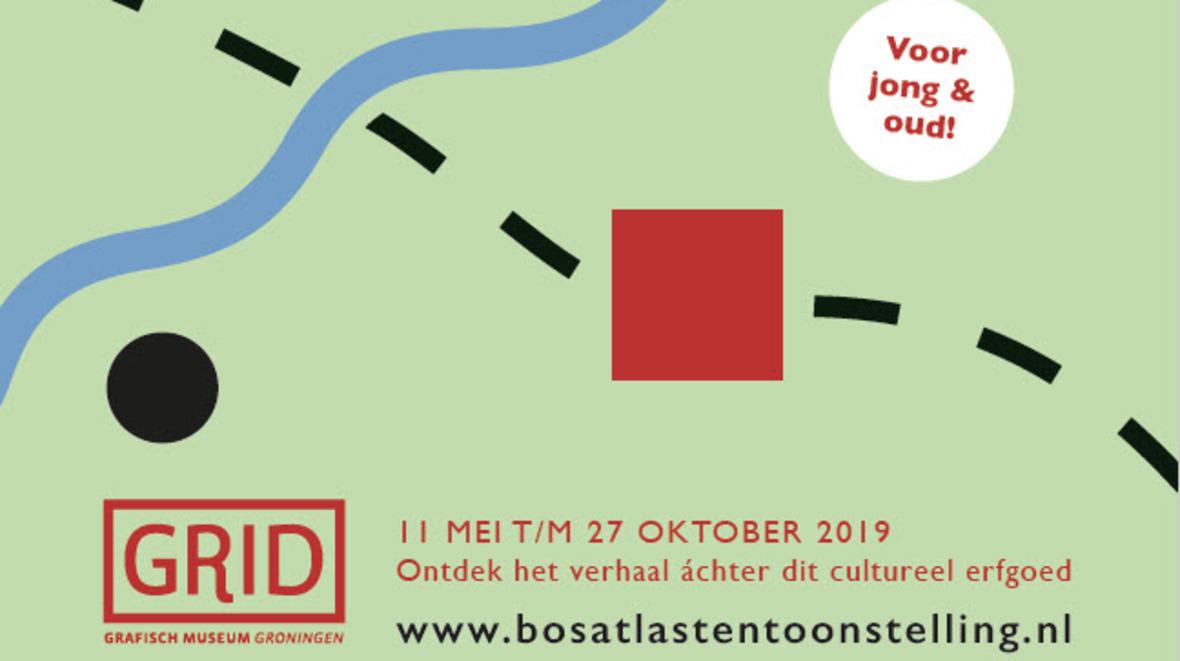 Exhibition The Bosatlas
