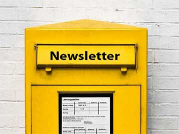 Newsletter Anmeldung - ©blende11.photo - stock.adobe.com