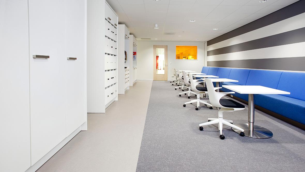 Revêtement de sol zone espace travail | Forbo Flooring Systems