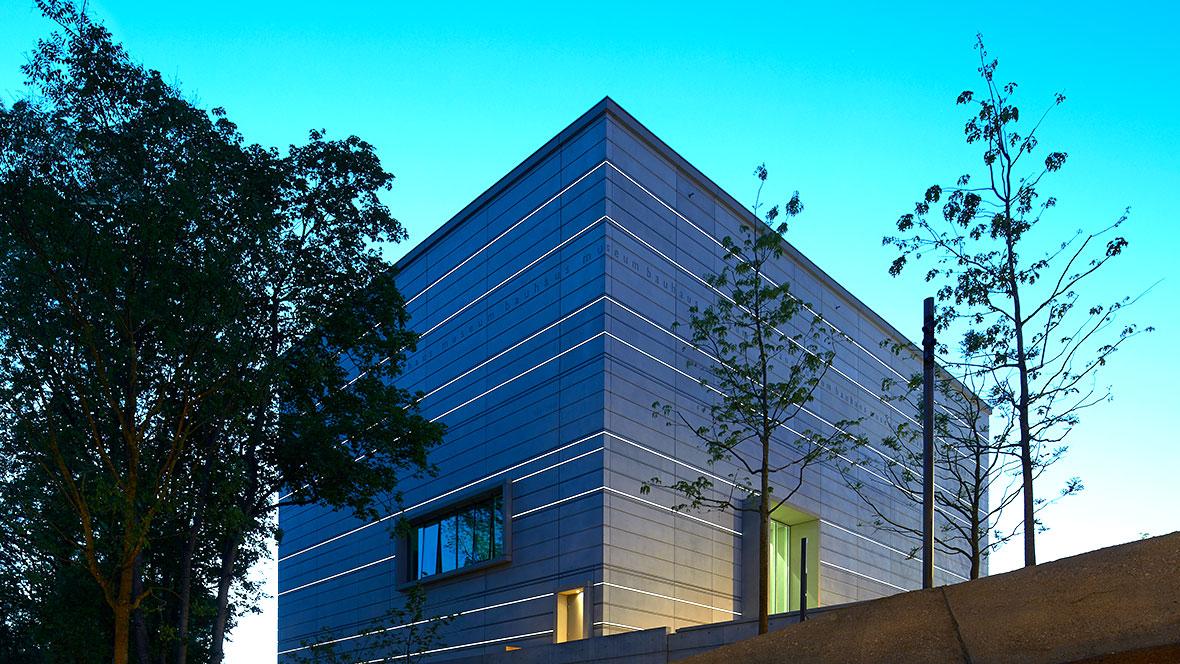 Bauhausmuseum Weimar, Quelle: Klassik Stiftung Weimar, Bild: Matthias Groppe, Paderborn