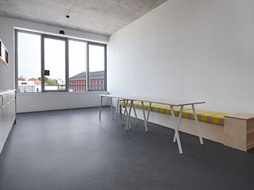 Bauhausmuseum Weimar, Quelle: Klassik Stiftung Weimar, Foto: Matthias Groppe, Paderborn