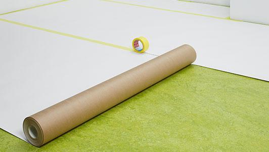 Protection Paper - Verlegung