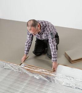 Revêtement de sol naturel linoléum, pose et nettoyage | Forbo Flooring Systems