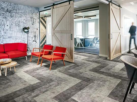 Flotex Planks Concrete floor - 139001,139002, 139003