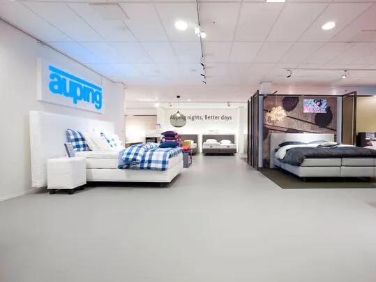 Revêtement de sol naturel linoléum commerces et boutiques | Forbo Flooring Systems