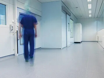 Flooring for Healthcare & Hospitals