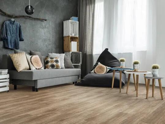 Revêtement de sol LVT - Allura decibel effet bois - Chêne | Forbo Flooring Systems