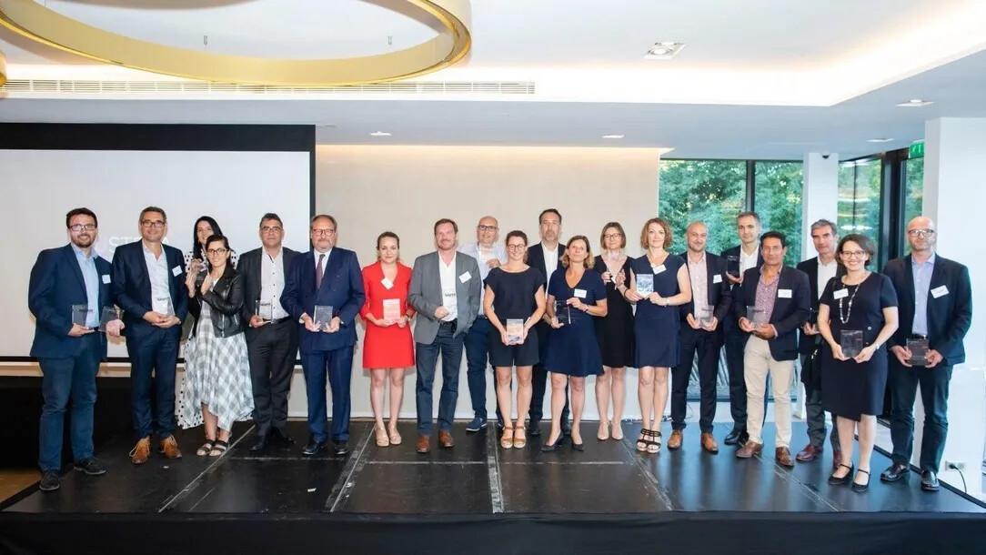Revêtement de sol textile floqué Flotex Trophée du Négoce 2019 | Forbo Flooring Systems